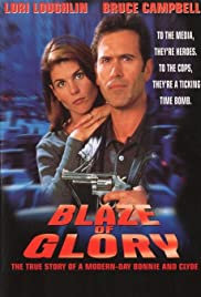 In the Line of Duty: Blaze of Glory Poster