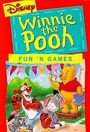 Winnie the Pooh Playtime: Fun 'N Games Poster