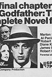 The Godfather: A Novel for Television Poster