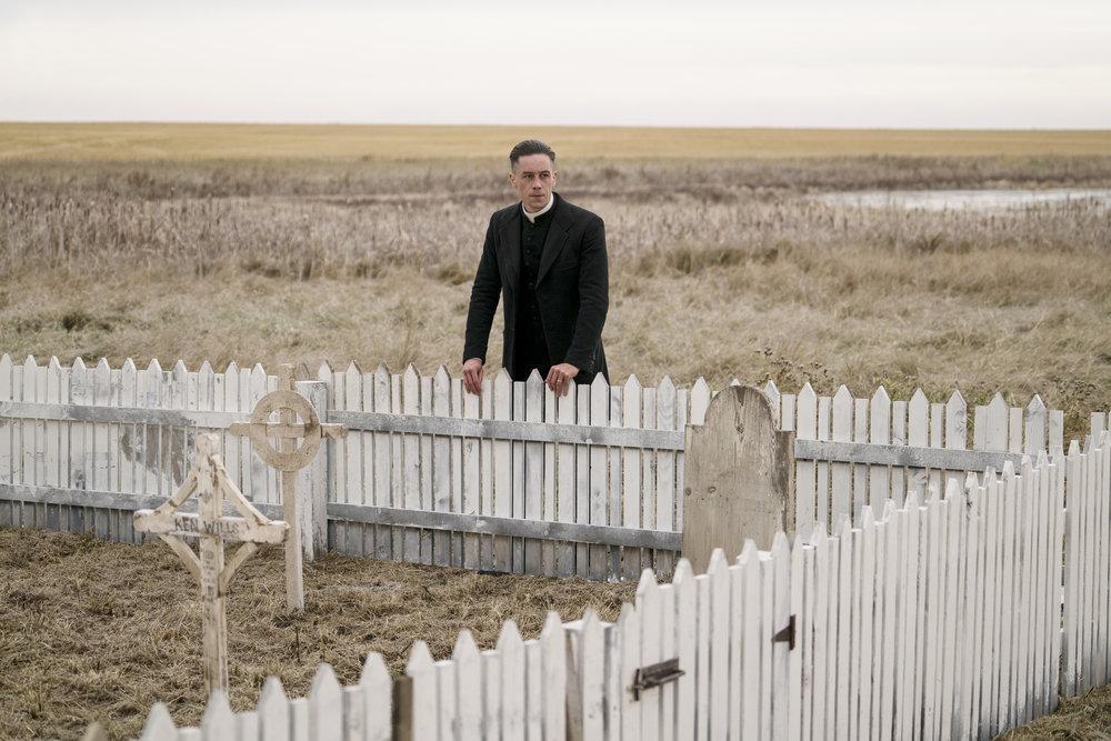 Damnation S01E01 – Sam Riley's Body, serial online subtitrat în Română