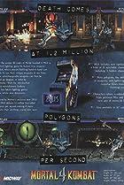 Image of Mortal Kombat 4