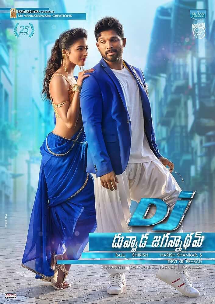 Duvvada Jagannadham (2017) - Poster