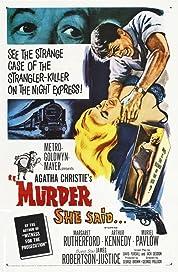 Murder She Said (1962)