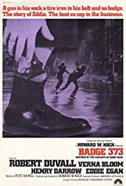 Badge 373 (1973) Poster - Movie Forum, Cast, Reviews