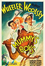 Mummy's Boys Poster