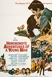 Hemingway's Adventures of a Young Man (1962) Poster - Movie Forum, Cast, Reviews