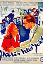 Paris New-York (1940) Poster