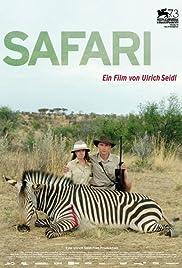 Safari(2016) Poster - Movie Forum, Cast, Reviews
