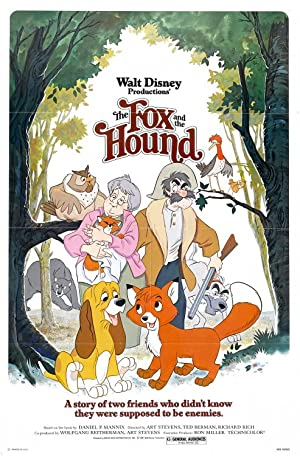The Fox and the Hound (1981) Download on Vidmate