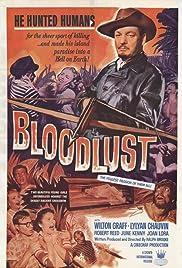 Bloodlust! Poster