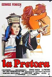 La pretora(1976) Poster - Movie Forum, Cast, Reviews