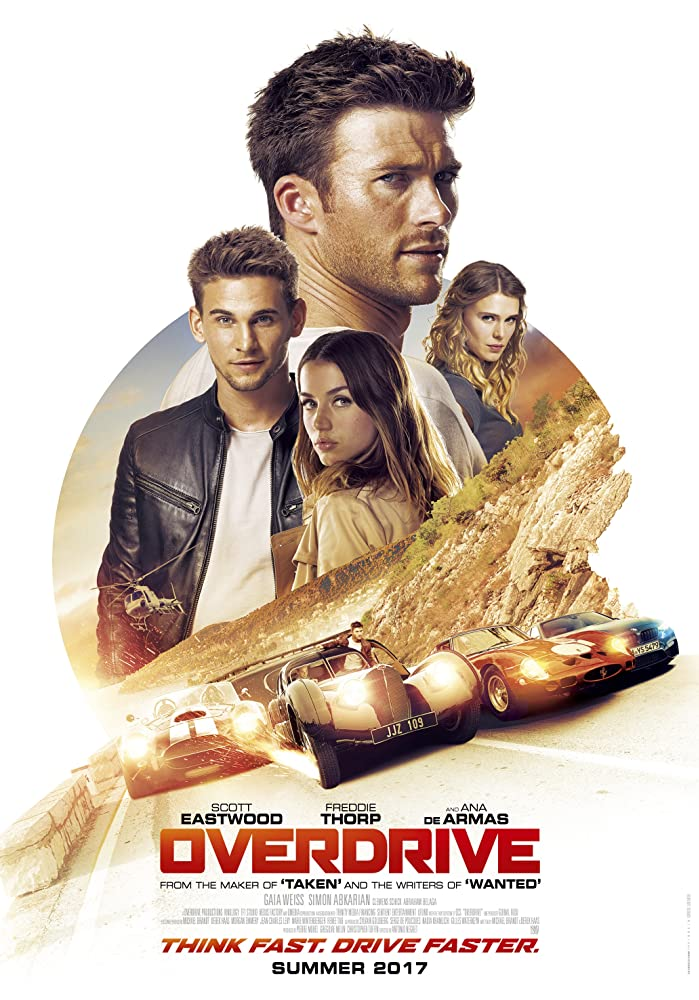 Overdrive (2017) WEB-DL