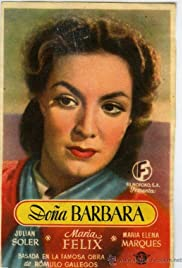 Doña Bárbara(1943) Poster - Movie Forum, Cast, Reviews