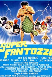 Super Fantozzi Poster