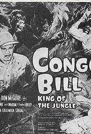 Congo Bill Poster