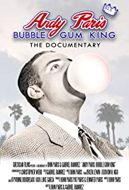 Andy Paris: Bubblegum King Poster