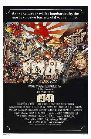 1941: Uma Guerra muito Louca Dublado HD 720p