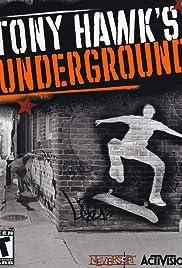Tony Hawk's Underground(2003) Poster - Movie Forum, Cast, Reviews