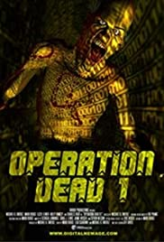 Operation Dead One Poster