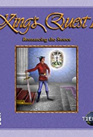King's Quest II: Romancing the Stones Poster