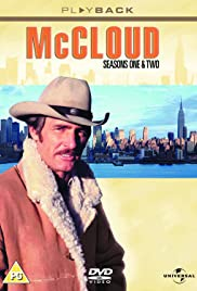 McCloud Poster - TV Show Forum, Cast, Reviews