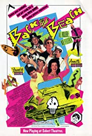 Back to the Beach (1987) Poster - Movie Forum, Cast, Reviews
