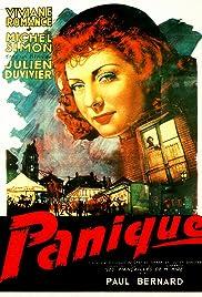 Panic(1946) Poster - Movie Forum, Cast, Reviews