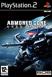 Armored Core: Last Raven Poster