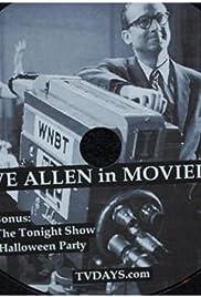 Allen in Movieland Poster