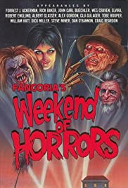 Fangoria's Weekend of Horrors (1986) Poster - Movie Forum, Cast, Reviews