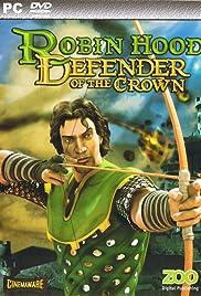Robin Hood: Defender of the Crown Poster