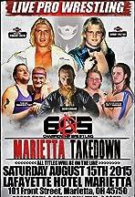 605 Championship Wrestling Marietta Takedown August 15th