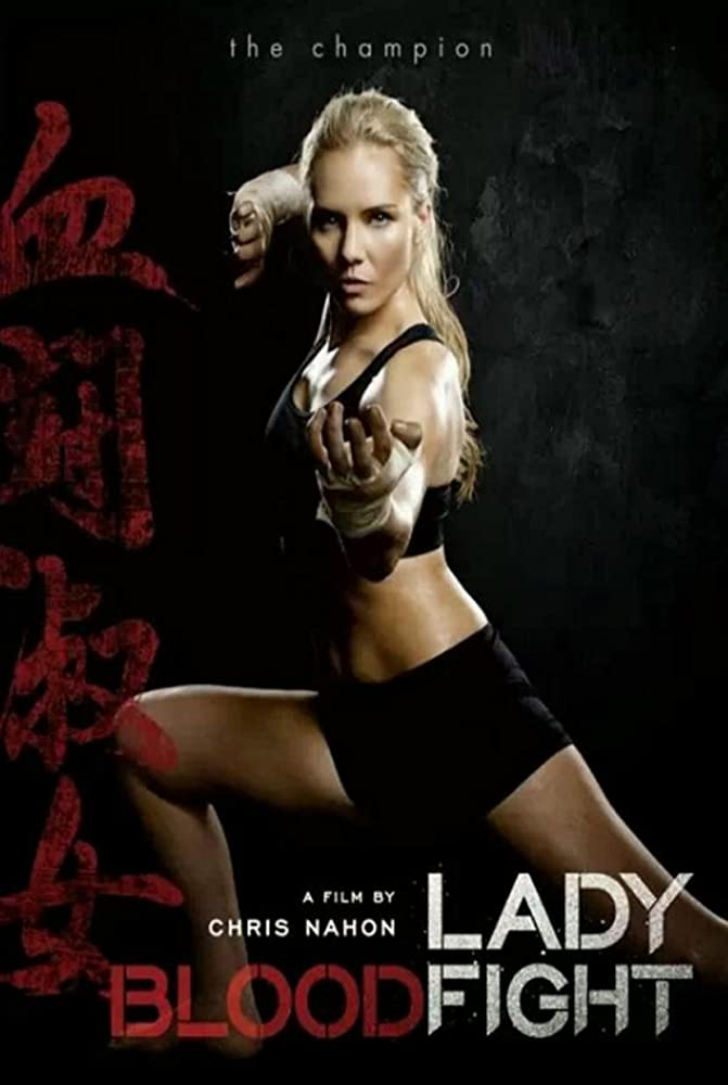 Lady Bloodfight 2016 720p HEVC BluRay 300MB Movies