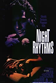Night Rhythms (1992) Poster - Movie Forum, Cast, Reviews