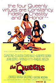 The Queens(1966) Poster - Movie Forum, Cast, Reviews