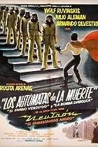 Image of Los autómatas de la muerte