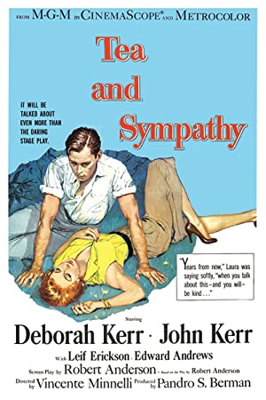 Tea and Sympathy poster