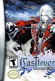 Castlevania: Harmony of Dissonance Poster