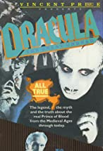 Primary image for Vincent Price's Dracula