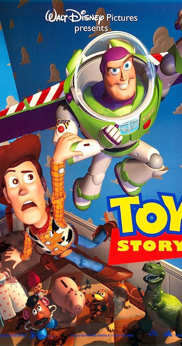 Žaislų istorija / Toy Story (1995) Online