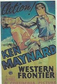 Western Frontier Poster