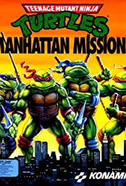 Teenage Mutant Ninja Turtles: Manhattan Missions Poster