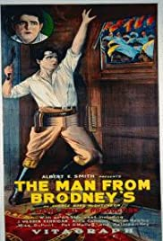 The Man from Brodney's Poster