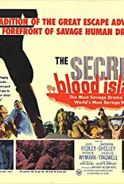 The Secret of Blood Island Poster