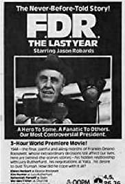 F.D.R.: The Last Year Poster