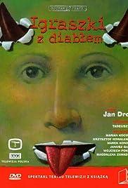 Igraszki z diablem Poster