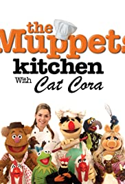 The Muppets Kitchen with Cat Cora Poster