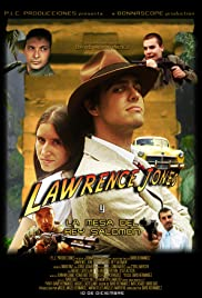 Lawrence Jones y la mesa del Rey Salomón Poster