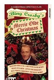 Bing Crosby's Merrie Olde Christmas Poster