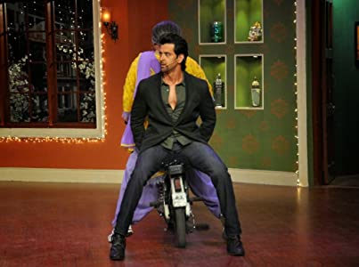 Free download Comedy Nights with Kapil Hrithik Roshan [iPad